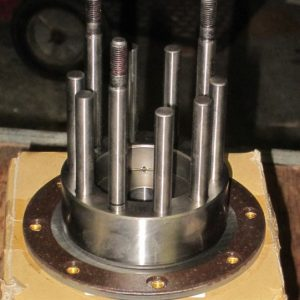 4 speed harley clutch hub