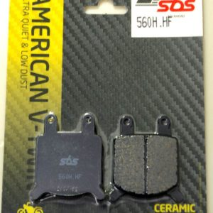 GMA B caliper brake pads by SBS